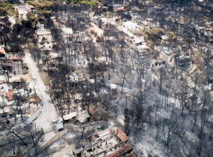 Πυρκαγιά στο Μάτι: Διάλογοι που σοκάρουν - «Να καούν να βάλουν μυαλό τα όρνια»