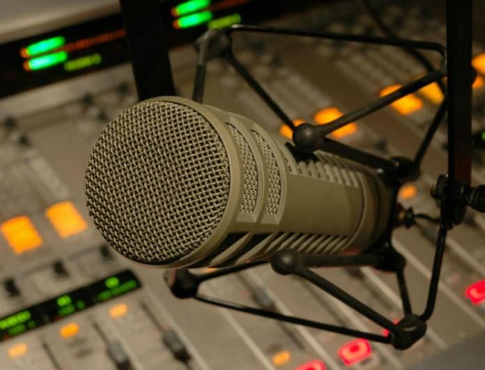 Μικρόφωνο ραδιοφώνου