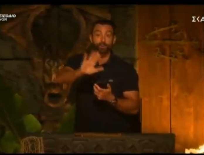 Survivor: Ο Τανιμανίδης ανακοίνωσε την είσοδο του Ογκουνσότο - Τρελάθηκαν όλοι! (βίντεο)