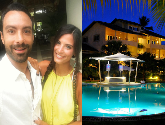 Σάκης Τανιμανίδης - Χριστίνα Μπόμπα: Αυτό είναι το ξενοδοχείο που μένουν στον Άγιο Δομίνικο! Φωτογραφίες από το εσωτερικό...