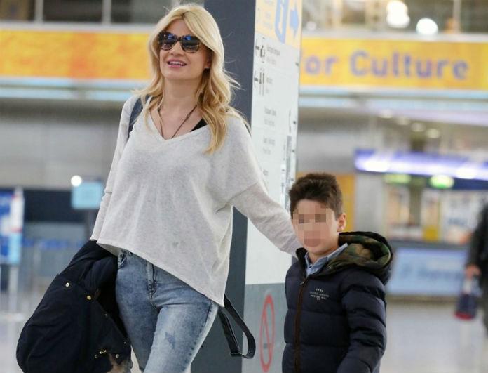 Φαίη Σκορδά: Το ταξίδι στην Θεσσαλονίκη με τους γιους της! Πώς πέρασε την Καθαρά Δευτέρα;
