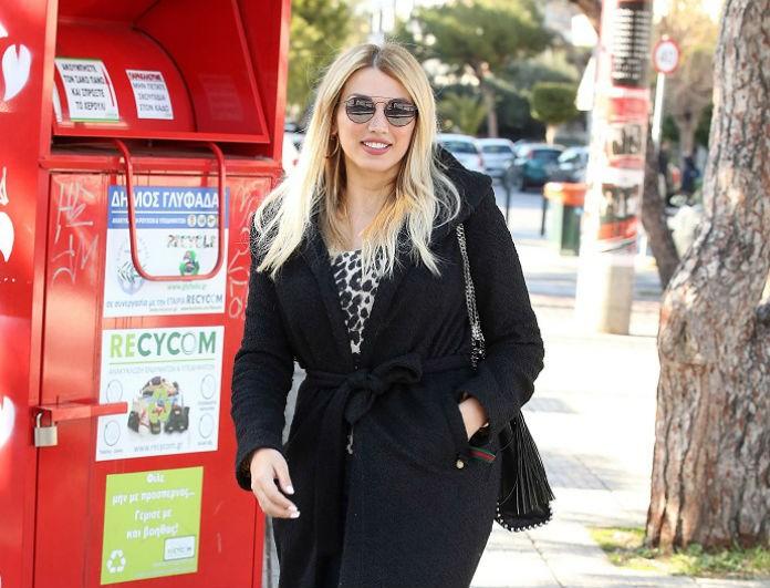 Κωνσταντίνα Σπυροπούλου: Πιο ερωτευμένη από ποτέ βόλτα στην Γλυφάδα!