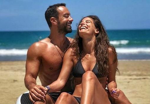 Μπόμπα - Τανιμανίδης: Καυτές αγκαλιές για το ζευγάρι στον Αγ. Δομίνικο! (φωτογραφία αποκάλυψη)
