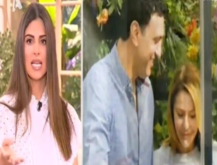 Τζένη Μπαλατσινού - Βασίλης Κικίλιας: Βόλτα πιασμένοι χέρι-χέρι μετά την αναγγελία του γάμου τους! (βίντεο)