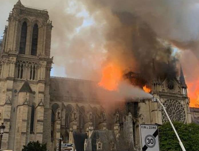 Παρίσι: Τα μηνύματα Τσίπρα, Θεοδωράκη και Μητσοτάκη για την καταστροφή!