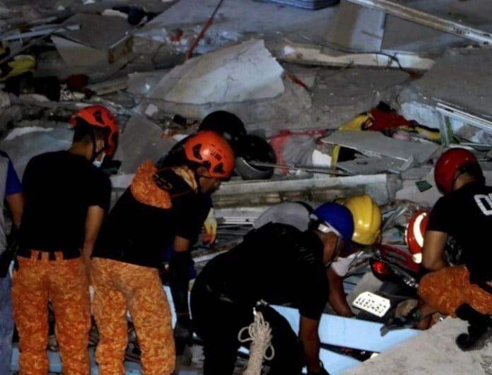 Σεισμός 6,1 Ρίχτερ: Σκόρπισε τον θάνατο!