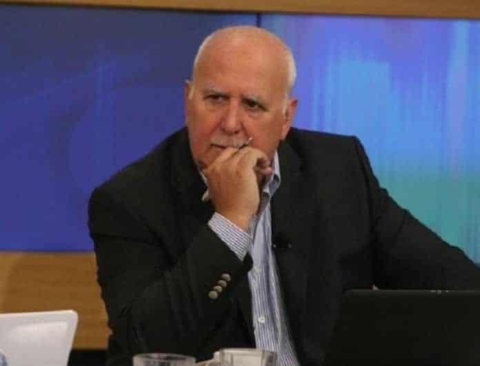 Γιώργος Παπαδάκης: Απειλήθηκε ο παρουσιαστής του Ant1!