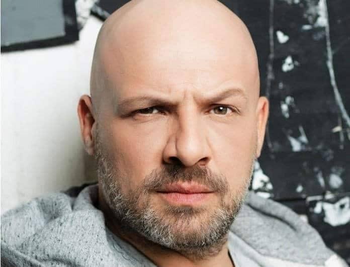 Νίκος Μουτσινάς: Τίναξε την μπάνκα στον αέρα στο OPEN! (μεταφορικά και κυριολεκτικά)