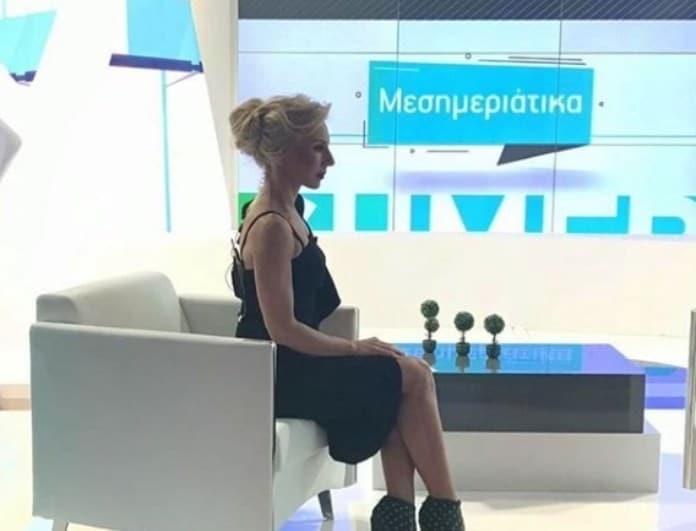 Έλενα Τσαβαλιά: Η πρώτη ανάρτηση μετά την αντικατάσταση της από το Open!