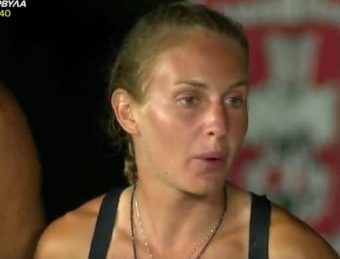 Survivor: H μπηχτή της Δαλάκα! «Λίγο παραπάνω σεβασμό! Θέλανε να μου σπάσουν τον τσαμπουκά» (βίντεο)