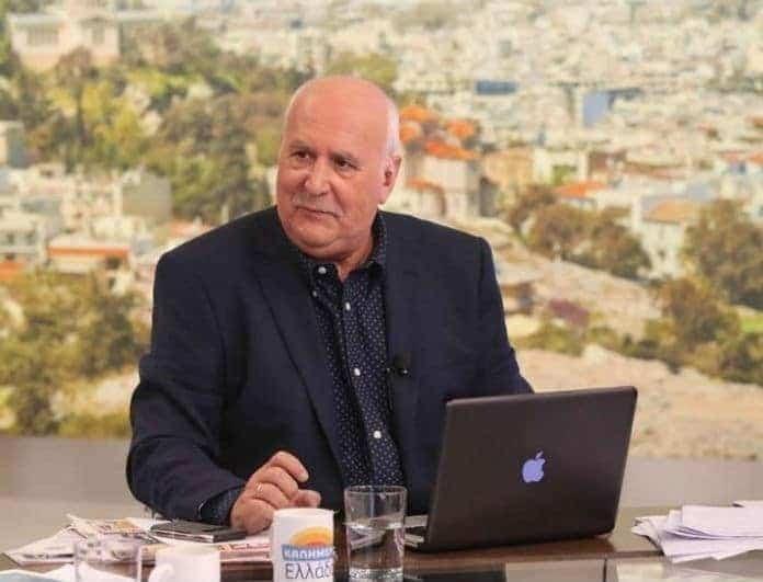 Γιώργος Παπαδάκης: «Ξέφυγε» ο παρουσιαστής στον ΑΝΤ1 την πλήρωσε ο...