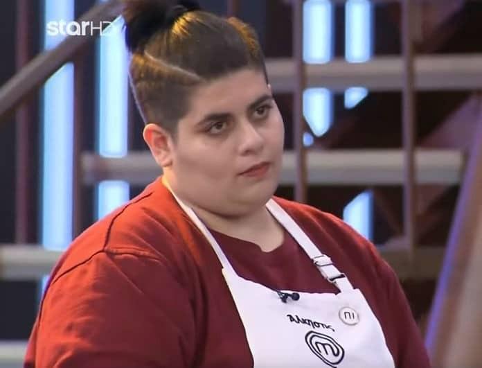 Master Chef: Η Άλκηστις μίλησε πρώτη φορά για την προσωπική της ζωή! Έχει σχέση; (βίντεο)