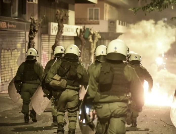 Έκτακτο: Επεισόδια στο κέντρο της Αθήνας - Κλειστή η Πατησίων!