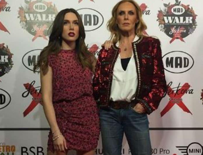 Madwalk 2018: Φωτιά το ντουέτο της Εβελίνας Παπούλια με την κόρη της!