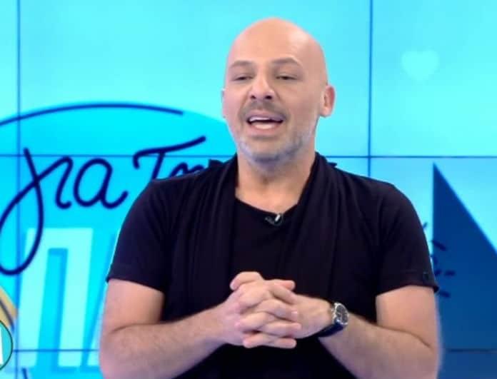Τηλεθέαση - Νίκος Μουτσινάς: Έτριβαν τα μάτια τους στο OPEN με τα νούμερα...