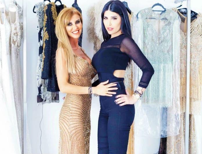 Ιωάννα Μιχαλέα: Βρέθηκα στον χώρο της CHRISTINA ZAFEIRIOU και τα ρούχα της μου πήραν το μυαλό!