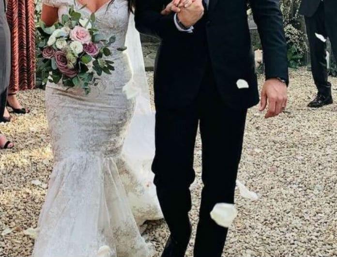 151878b77768 Γάμος - βόμβα στην showbiz! Παντρεύτηκε πασίγνωστος ηθοποιός σειράς! - News  - Youweekly