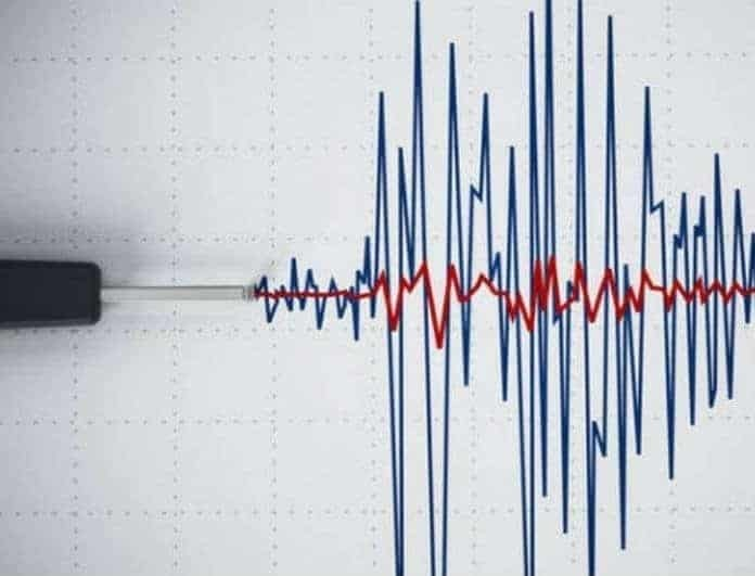 Σεισμός στα Δωδεκάνησα!