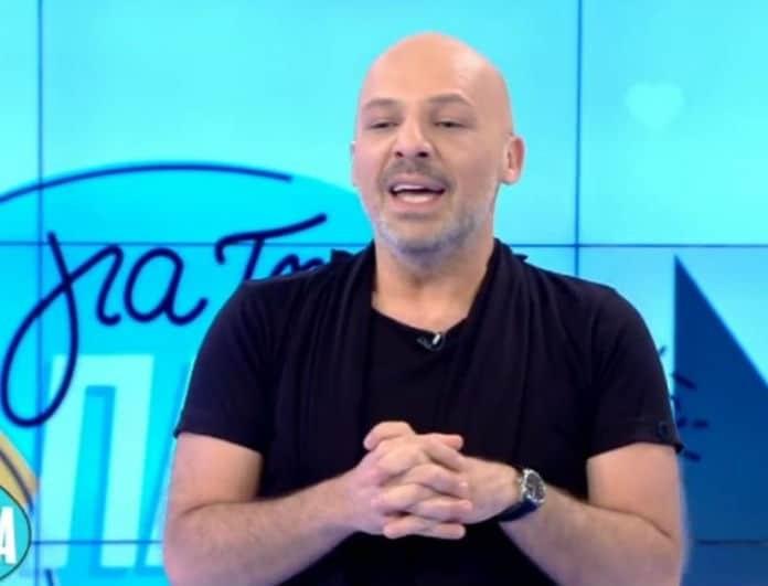 Νίκος Μουτσινάς: Τέλος τα αστεία για τον παρουσιαστή! Έκανε χαμό στο OPEN!