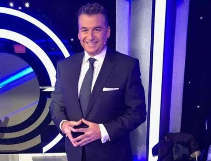 Γιώργος Λιάγκας: Η αποκάλυψη για την συνεργασία με πασίγνωστη Ελληνίδα παρουσιάστρια! «Έμεινα έγκυος και...»!