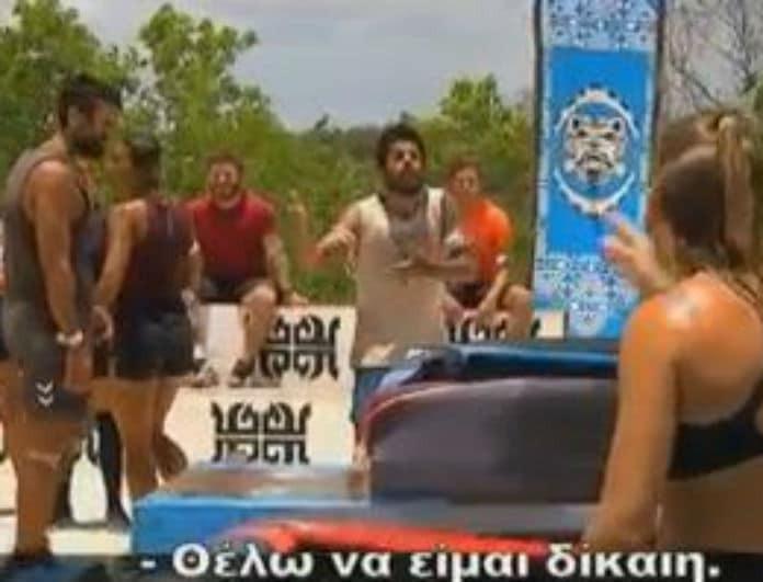 Survivor Ελλάδα Τουρκία: Έγινε έξαλλη η Κατερίνα Δαλάκα! Τι συνέβη; (Βίντεο)