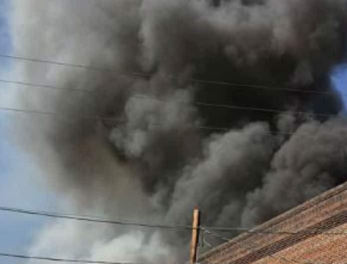Έκρηξη σε αγωγό αερίου! Ένας νεκρός και δεκάδες τραυματίες!