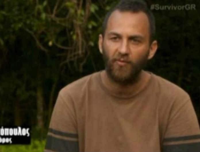 Survivor: Δύσκολες ώρες για τον Κώστα Αναγνωστόπουλο! Ο θάνατος που τον τσάκισε!