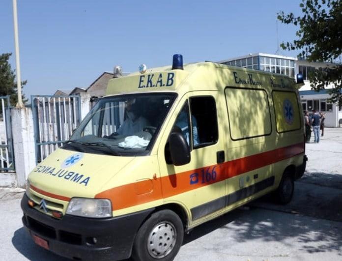 Θεσσαλονίκη: Σοκαριστικό τροχαίο στην Εθνική Οδό με τραυματίες!