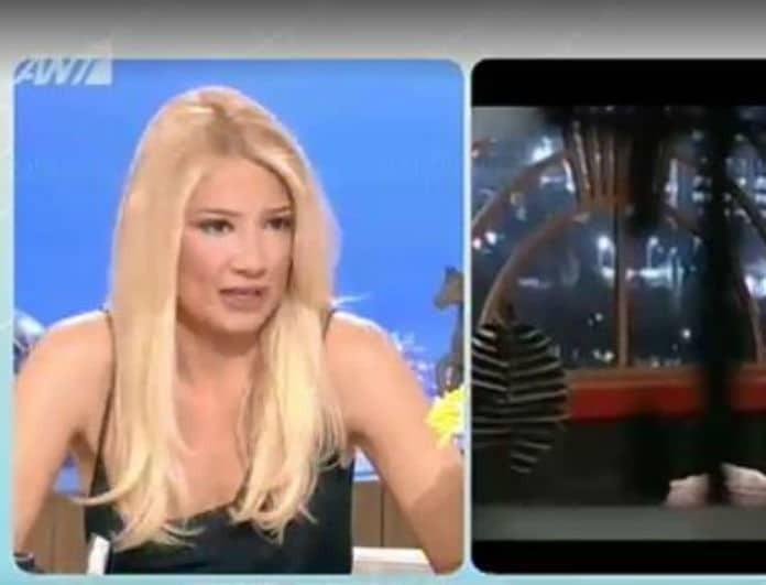 Φαίη Σκορδά: Η κόντρα Τανιμανίδη - Μαυρίδη και το σχόλιο όλο νόημα! «Δεν βλέπω έναν άνθρωπο που...»!