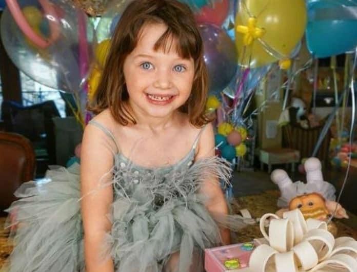 Πασίγνωστη ηθοποιός έκανε party υπερπαραγωγή για τα γενέθλια της κόρης της!