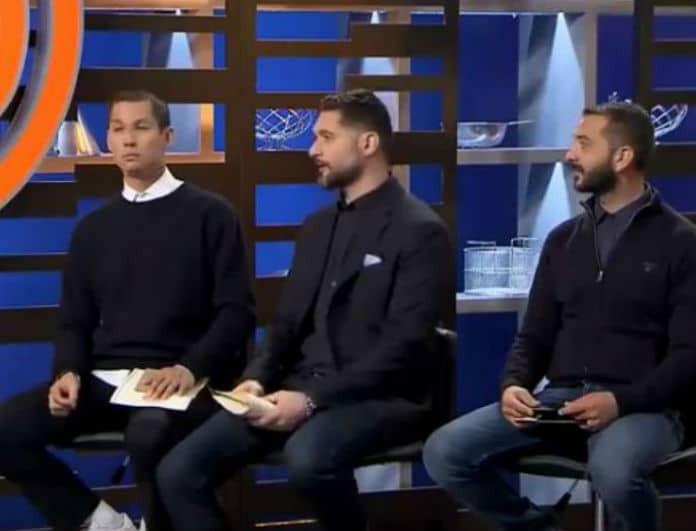 MasterChef: Άφησε άφωνους του παίκτες ο Κοντιζάς! Τι ανακοίνωσε;