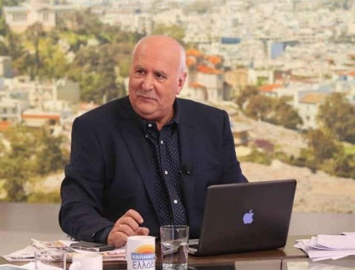 Γιώργος Παπαδάκης: Δύσκολες ώρες για τον παρουσιαστή! Η τεράστια απώλεια...