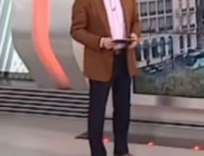 f809aab5f4c Αποχώρηση - βόμβα γνωστού Έλληνα δημοσιογράφου! Η επίσημη ανακοίνωση on  air! - TV24 - Youweekly