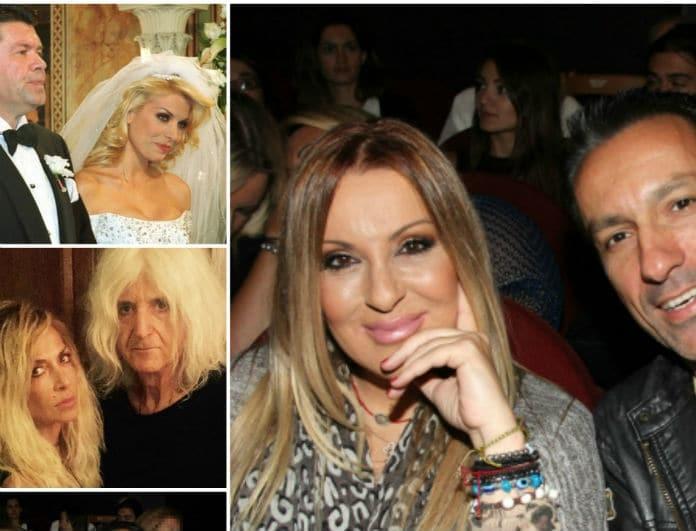 9 + 1 διαζύγια - βόμβα στην ελληνική showbiz που άφησαν εποχή!