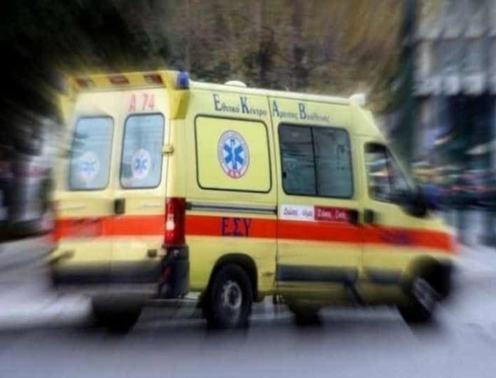 Έκτακτο: 33χρονη έπεσε σε ακάλυπτο χώρο πολυκατοικίας!