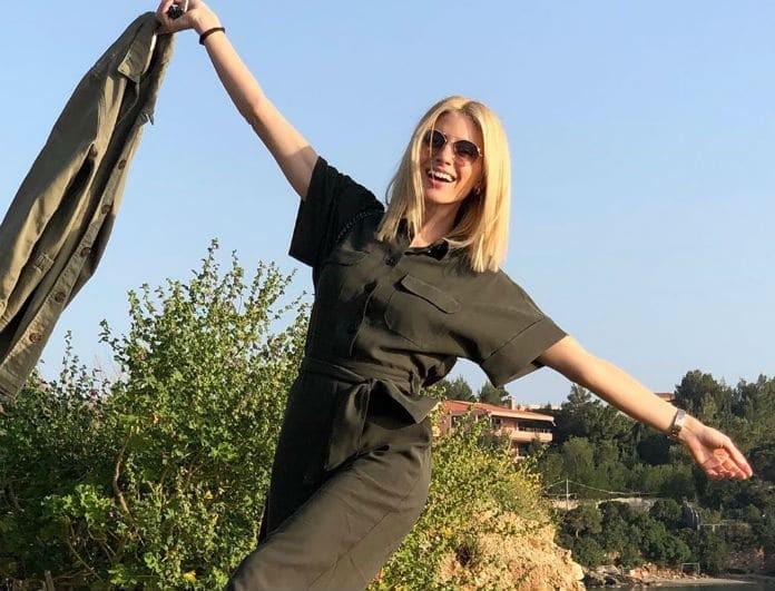 Ευαγγελία Αραβανή: Ρομαντική απόδραση για την παρουσιάστρια! Ποιος βρέθηκε στο πλευρό της;