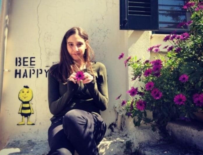 Φωτεινή Αθερίδου: Η νέα φωτογραφία με τη φουσκωμένη κοιλίτσα της!