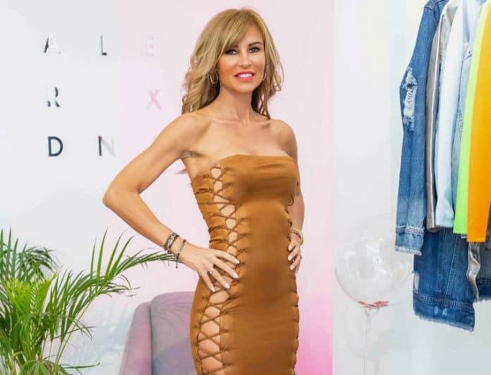 Iωάννα Μιχαλέα: Αυτό το φόρεμα από την Αλεξάνδρα Παναγιώταρου θα κάψει καρδιές!