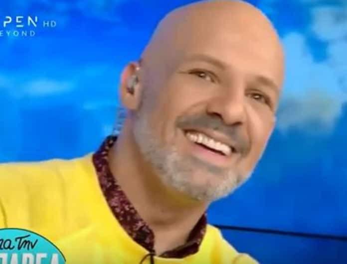 Έπος! H Βάνα ντύθηκε Ντάνος και ο Νίκος Μουτσινάς έμεινε άφωνος! (Βίντεο)