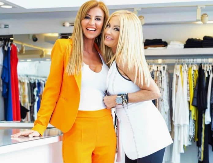Ιωάννα Μιχαλέα: Ένα πορτοκαλί κοστούμι που θα σας τρελάνει από τα KATHY'S ANGELS!