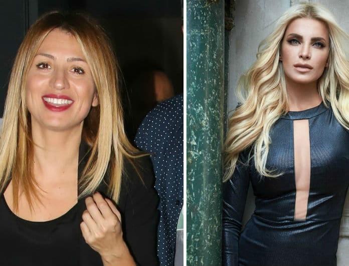 Κατερίνα Καινούργιου: Αδειάζει δημόσια την Μαρία Ηλιάκη! «Δεν θα ξανά συνεργαζόμουν μαζί της γιατί...»