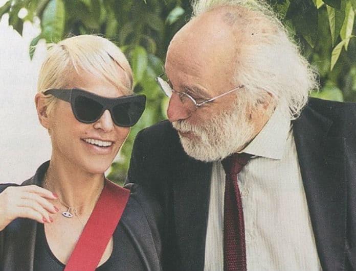 Νατάσα Καλογρίδη - Αλέξανδρος Λυκουρέζος: Πιο ευτυχισμένο από ποτέ το ζευγάρι!