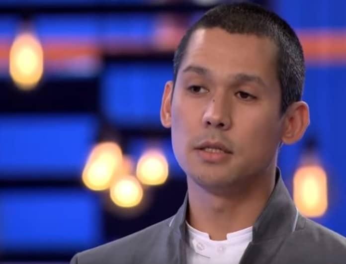 Μaster Chef: Άγριο χώσιμο του Σωτήρη Κοντιζά - «Πρέπει να σοβαρευτείς!» (βίντεο)