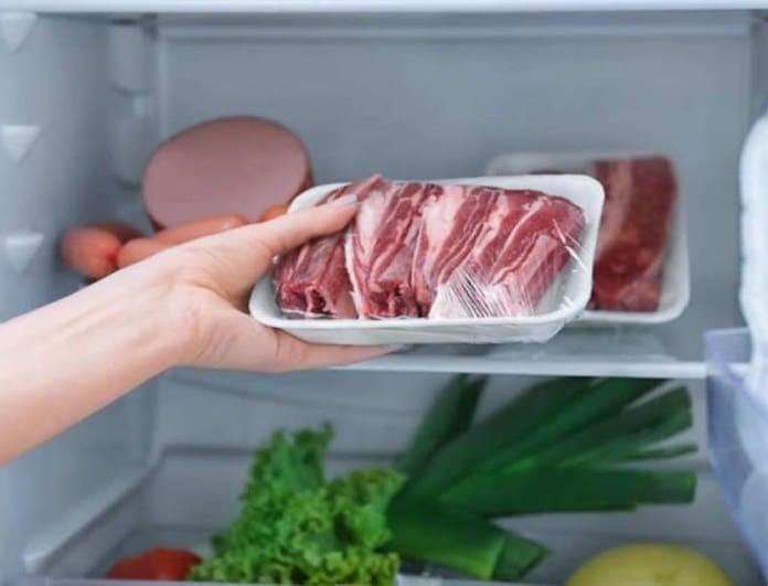 Πόσο καιρό μπορεί να αντέξει το κάθε κρέας στην κατάψυξη;