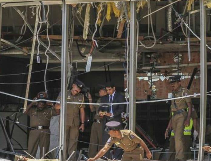 Νέες εκρήξεις στην Σρι Λάνκα! Όλες οι εξελίξεις!