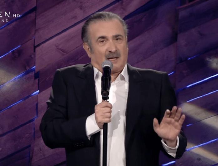 Λάκης Λαζόπουλος - τηλεθέαση 02/04: Η κατρακύλα δεν έχει σταματημό!