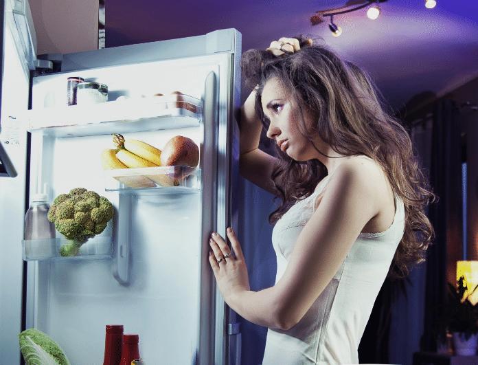 Βραδινή λιγούρα; Να τι μπορείς να φας χωρίς τύψεις!