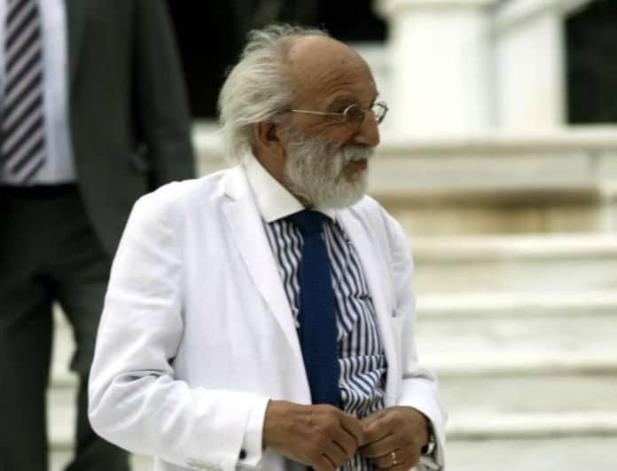 Αλέξανδρος Λυκουρέζος: Στον ανακριτή αυτή τη στιγμή! Μαυροφορούσα η Καλογρίδη δίπλα του