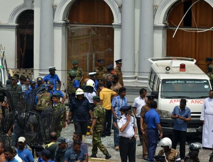 Είδηση - σοκ: 42 νεκροί από εκρήξεις σε εκκλησία!