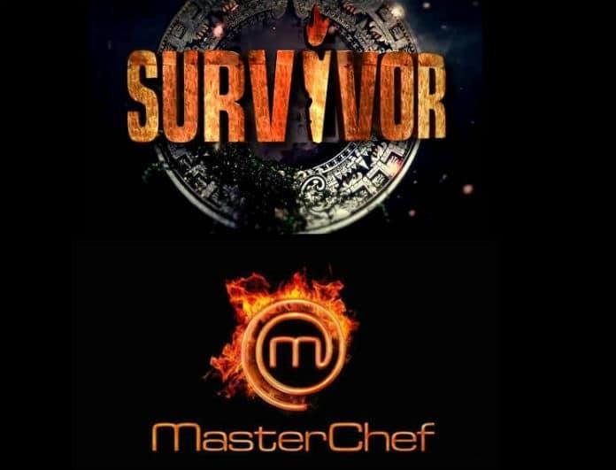 Survivor: Τι τηλεθέαση έκανε χωρίς το Masterchef; Απίθανα νούμερα!